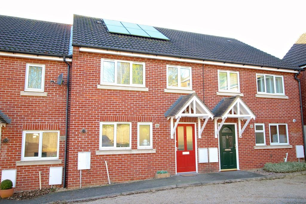 4 Bedrooms Terraced House for sale in Padbrook Court, Cavendish Street, Ipswich