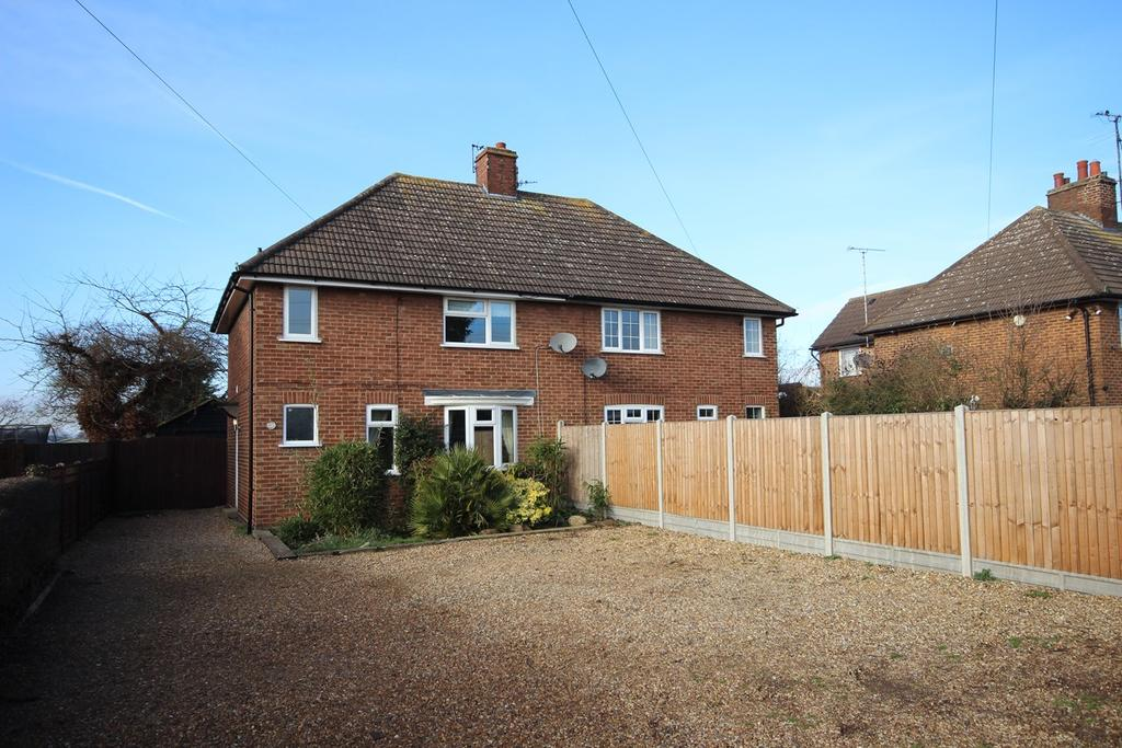 3 Bedrooms Semi Detached House for sale in High Street, HENLOW, SG16