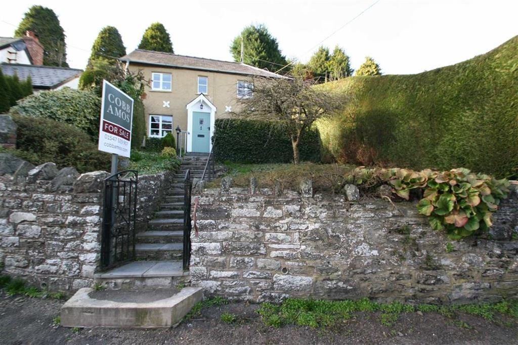 3 Bedrooms Detached House for sale in George Road, KNIGHTON, Knighton, Powys