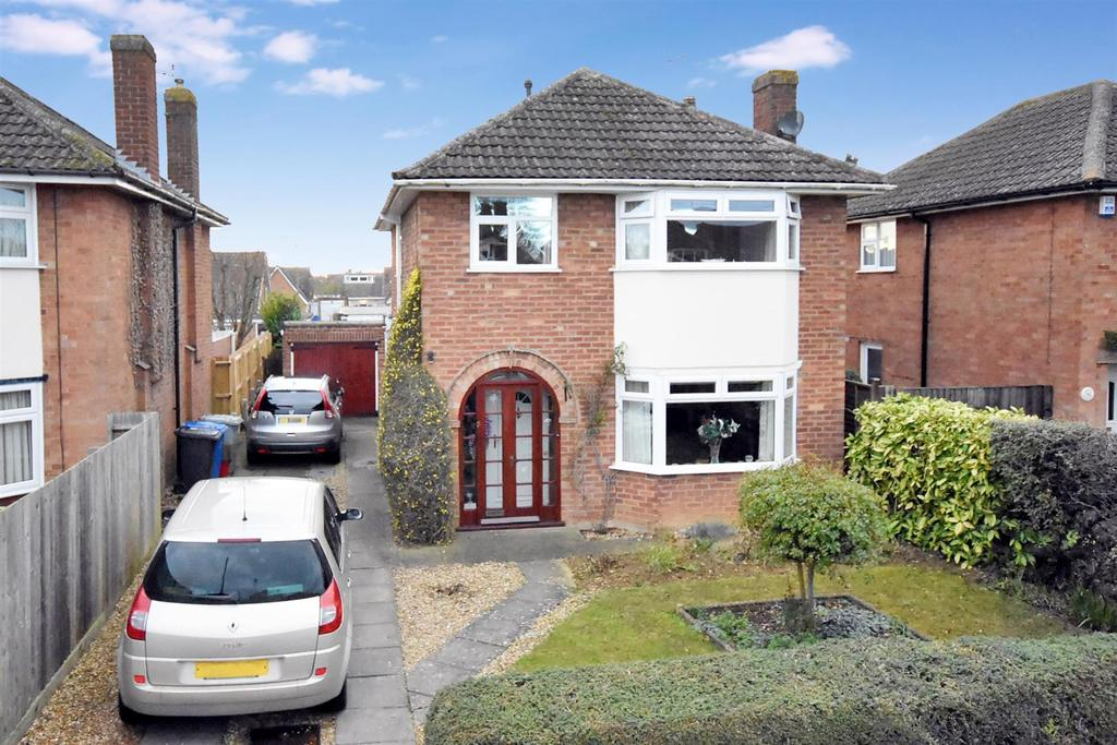 3 Bedrooms Detached House for sale in Beaufort Drive, Barton Seagrave, Kettering