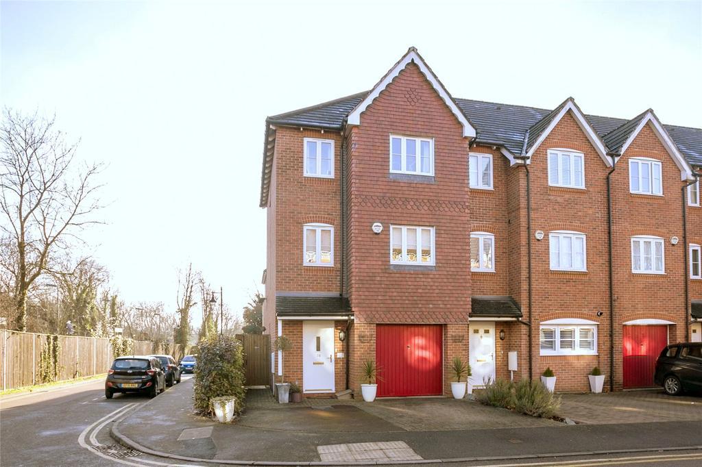 4 Bedrooms House for sale in The Sidings, Dunton Green, Sevenoaks, Kent