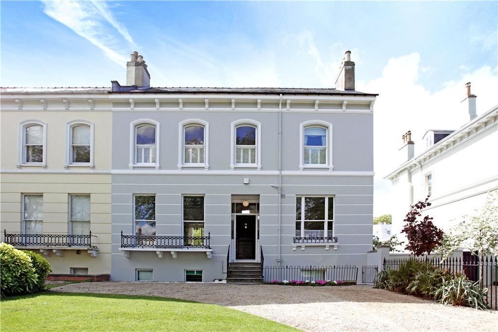 6 Bedrooms Semi Detached House for sale in Albert Road, Cheltenham, Gloucestershire, GL52