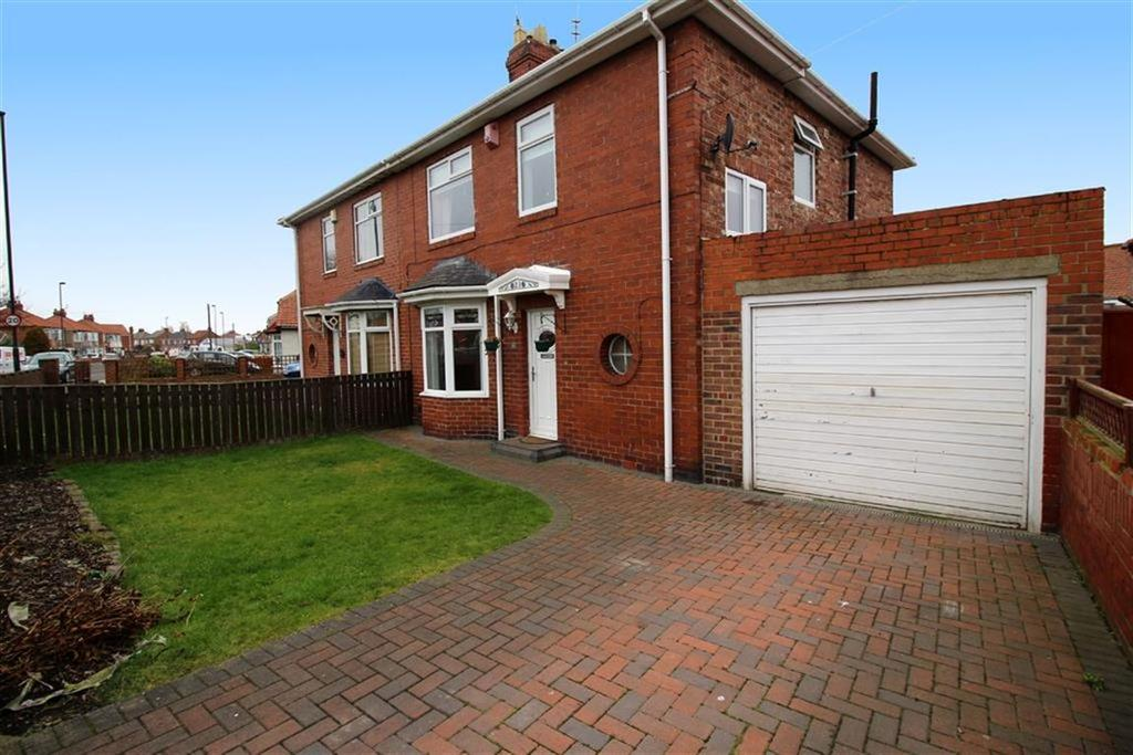 3 Bedrooms Semi Detached House for sale in Scrogg Road, Newcastle Upon Tyne, NE6
