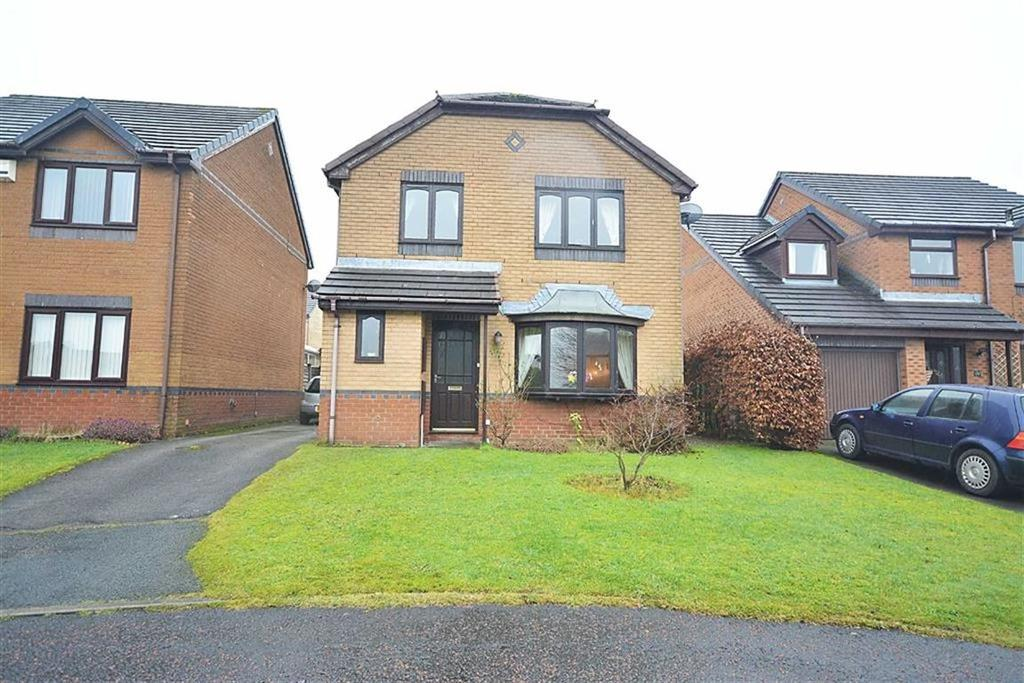 4 Bedrooms Detached House for sale in Brantwood, Clayton Le Moors, BB5