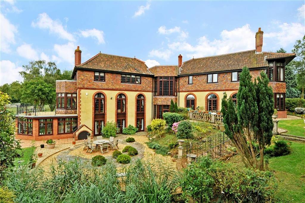 6 Bedrooms Detached House for sale in Cadbury Camp Lane, Clapton In Gordano, N Somerset