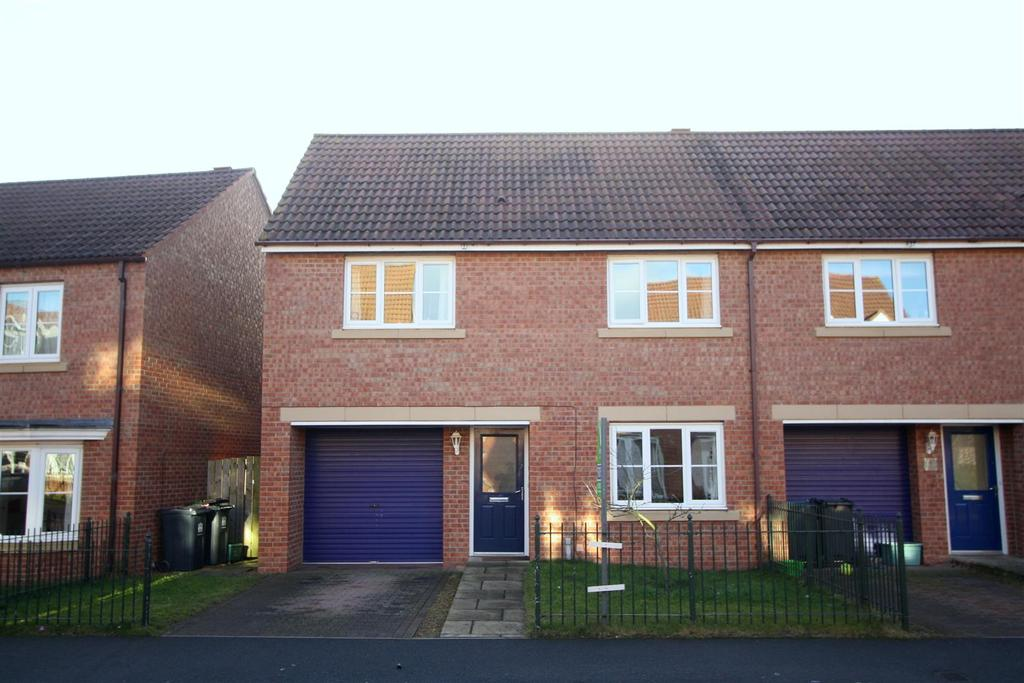 3 Bedrooms House for sale in Wildair Close, Darlington
