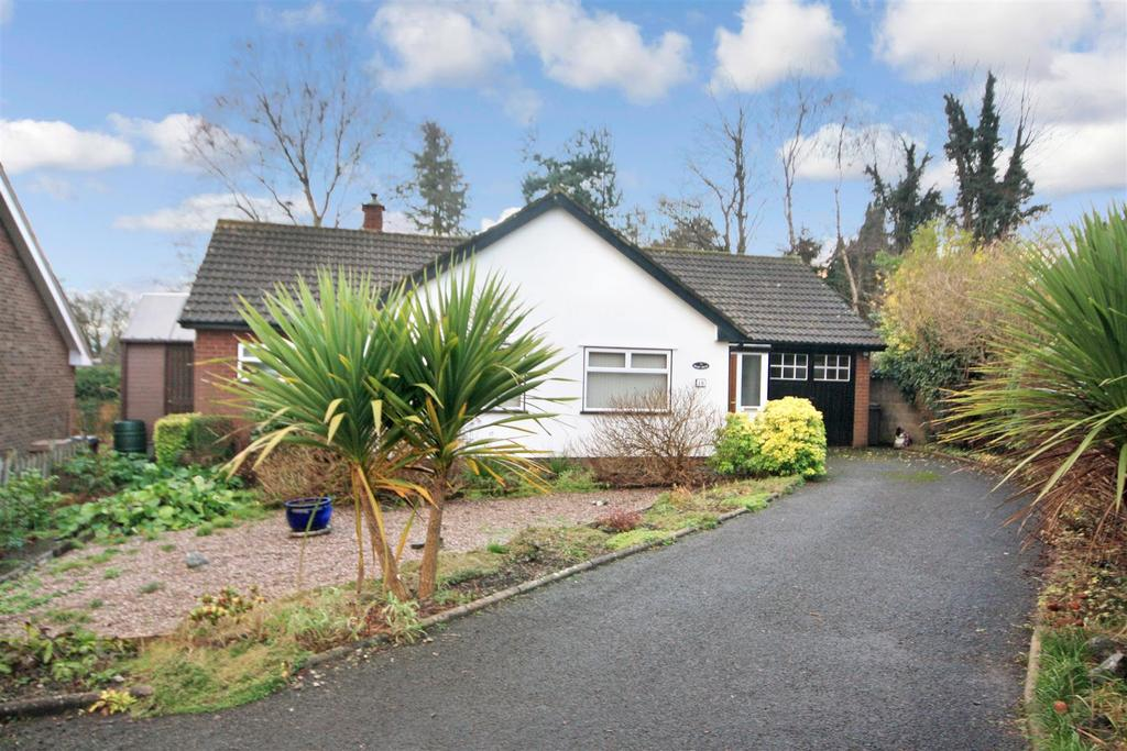 2 Bedrooms Detached Bungalow for sale in Hampton Close, Oswestry