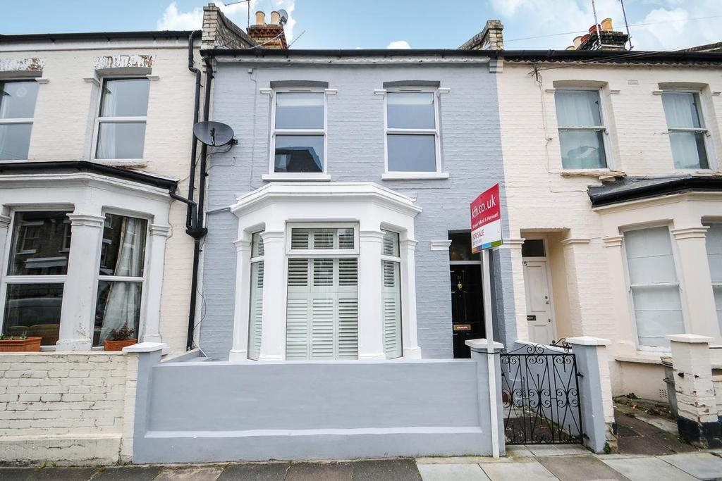 4 Bedrooms Terraced House for sale in Delorme Street, Fulham, W6