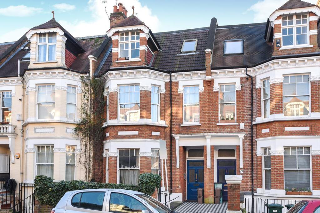 1 Bedroom Flat for sale in Inglewood Road, West Hampstead, NW6