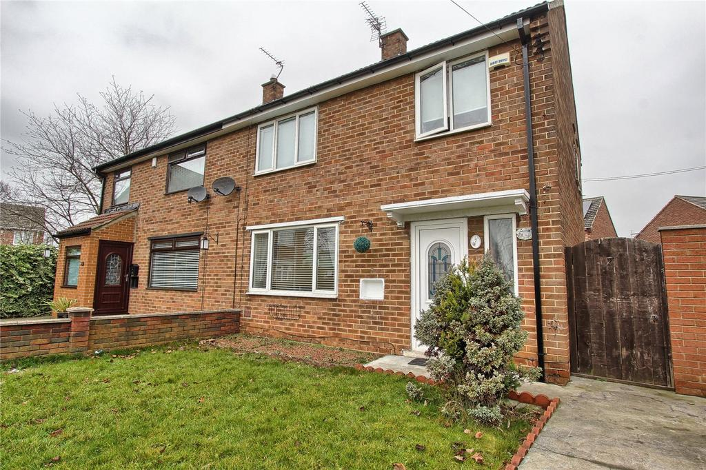 3 Bedrooms Semi Detached House for sale in Low Grange Avenue, Billingham