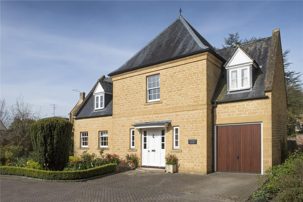 3 Bedrooms Detached House for sale in East Street, Moreton-in-Marsh, Gloucestershire