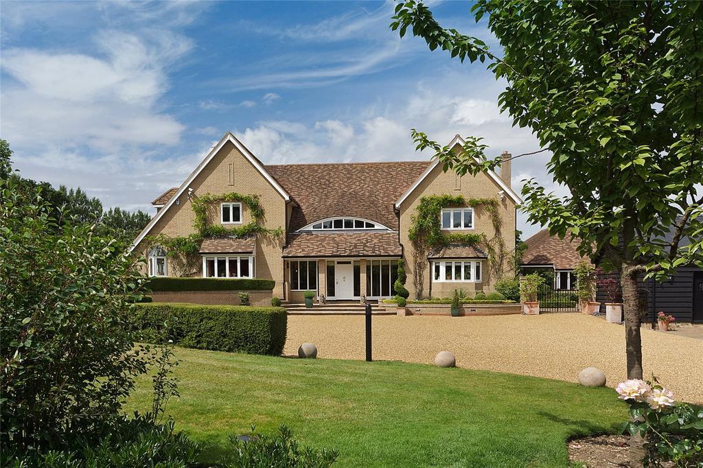 7 Bedrooms Detached House for sale in Main Street, Hardwick, Cambridge