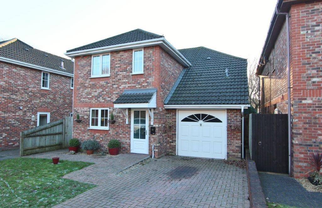 3 Bedrooms Detached House for sale in Jukes Walk, West End SO30