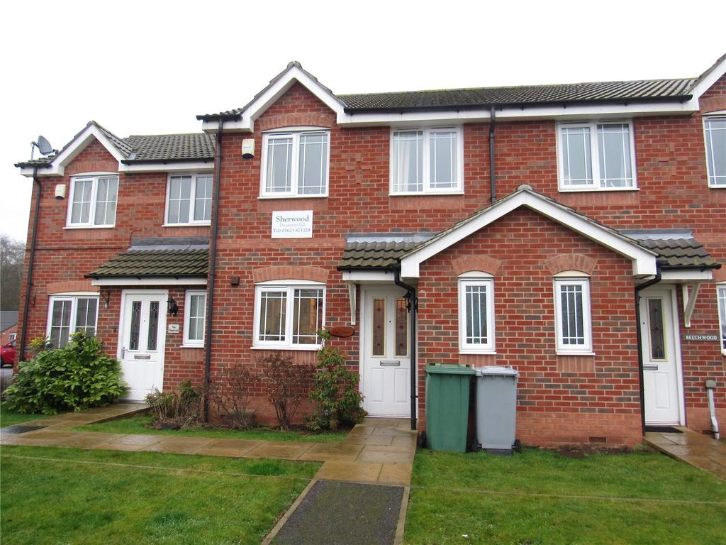 3 Bedrooms Terraced House for sale in Eakring Road, Bilsthorpe, Nottinghamshire, NG22