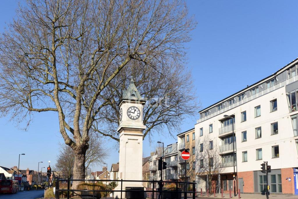 2 Bedrooms Flat for sale in High Street, Thornton Heath, CR7
