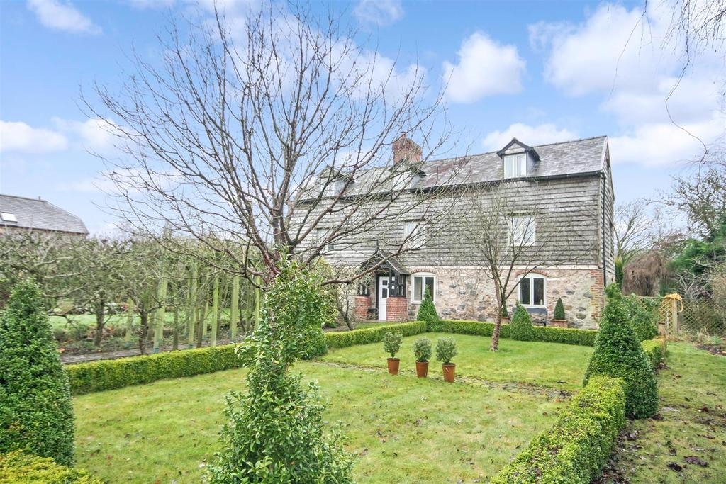 6 Bedrooms Detached House for sale in Llanyblodwel, Oswestry