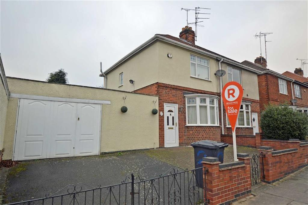 2 Bedrooms Semi Detached House for sale in Jean Drive, Off Anstey Lane