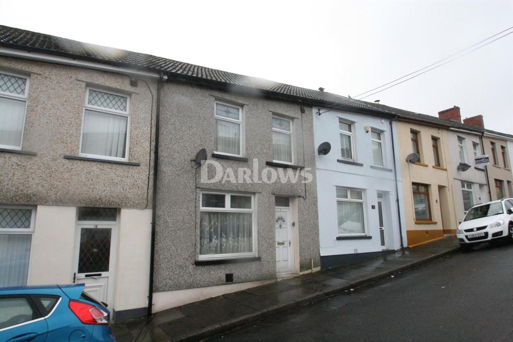 2 Bedrooms Terraced House for sale in Tyllwyd Street Merthyr Tydfil