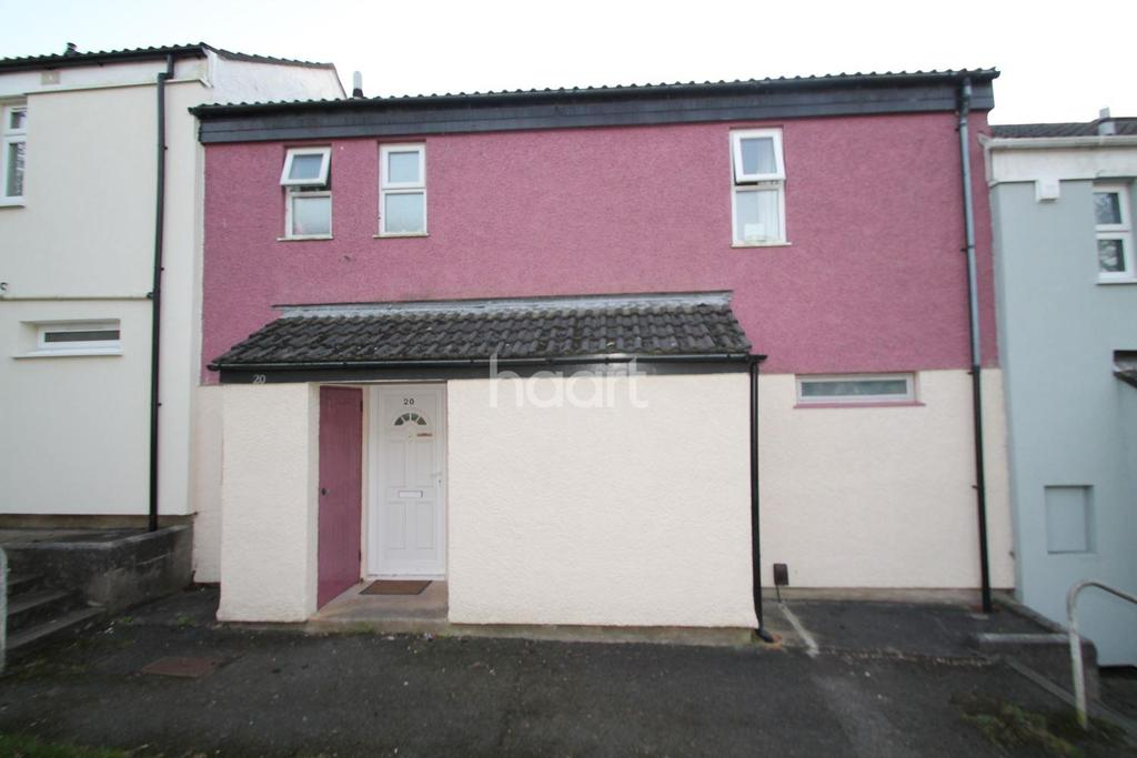 3 Bedrooms Terraced House for sale in Torver Close, Estover