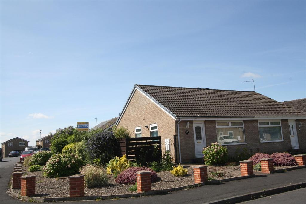 2 Bedrooms Semi Detached Bungalow for sale in Annandale, Darlington