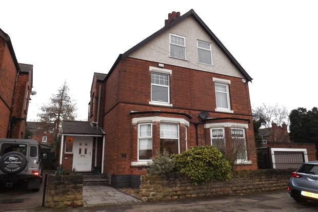 4 Bedrooms Semi Detached House for sale in Haywood Road, Mapperley, Nottingham, NG3
