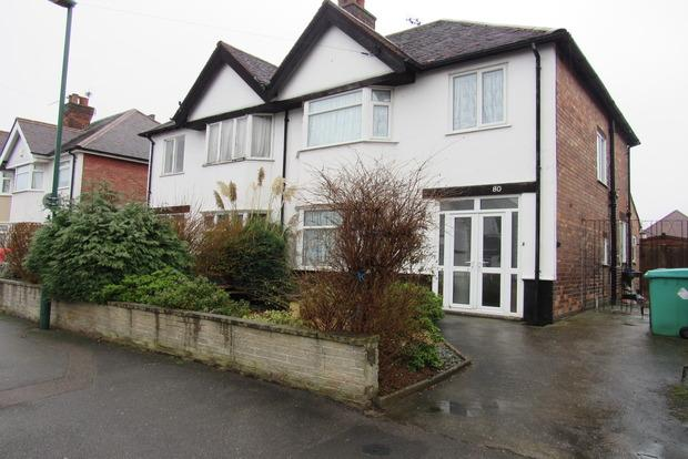 3 Bedrooms Semi Detached House for sale in Wimbledon Road, Sherwood, Nottingham, NG5