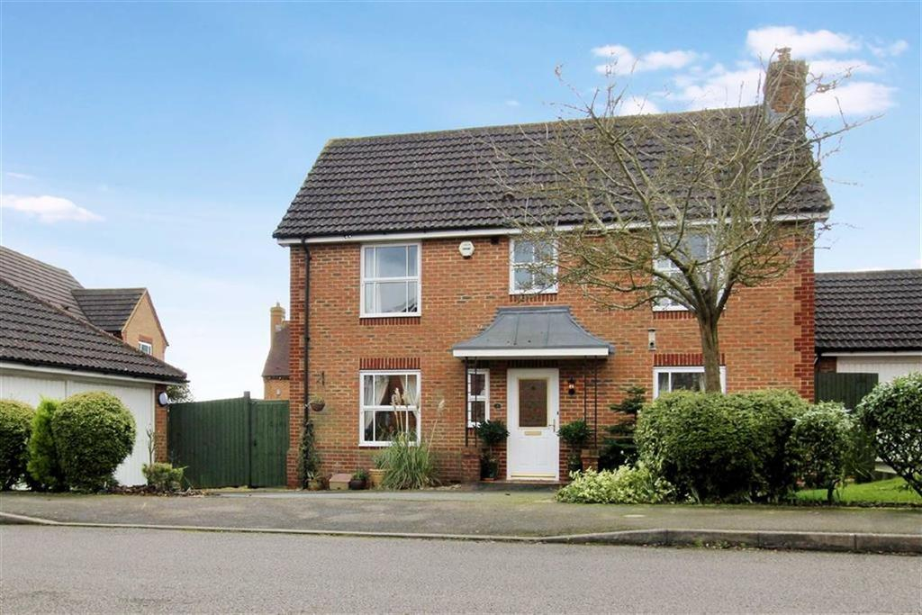 4 Bedrooms Detached House for sale in 3, Goldcrest Road, Brackley
