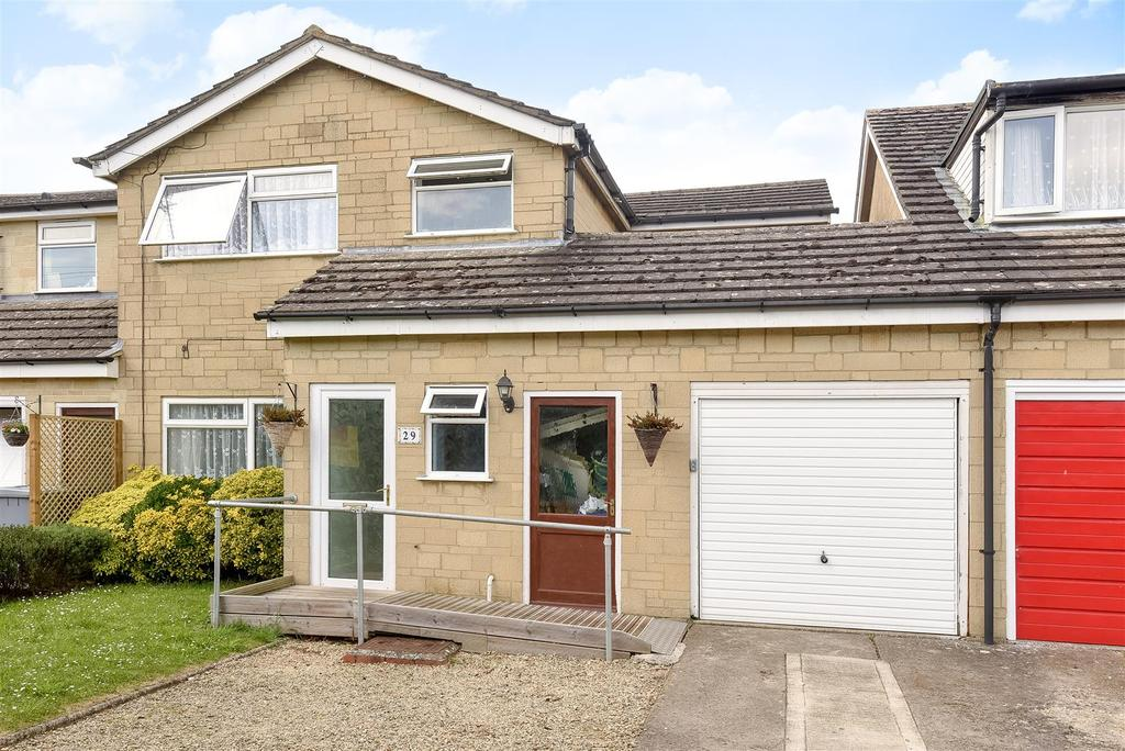 4 Bedrooms Link Detached House for sale in Woodbridge Close, Aston, Bampton