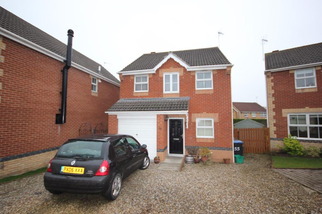 3 Bedrooms House for sale in Inglenook Close, Crook