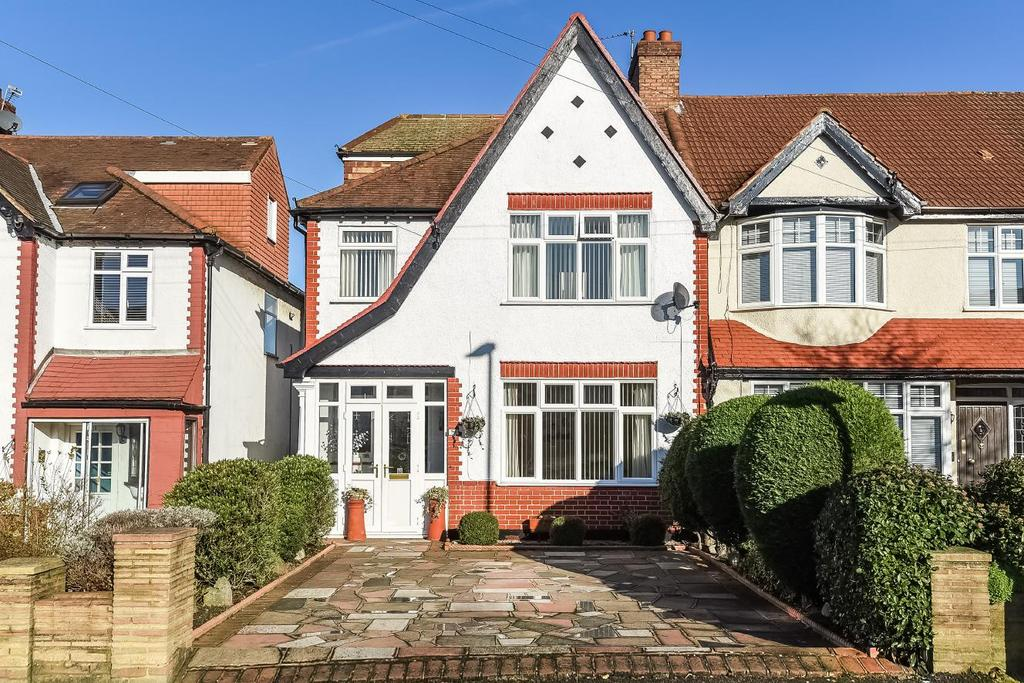 4 Bedrooms Terraced House for sale in Merlin Grove, Beckenham, BR3