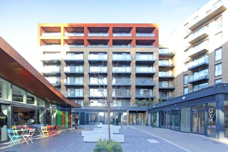2 Bedrooms Flat for sale in Sirius House, Seafarer Way, London, SE16