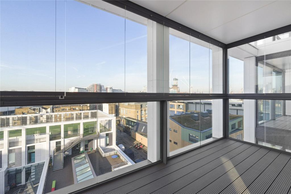 2 Bedrooms Flat for sale in Battersea Exchange, 5 Lockington Road, London