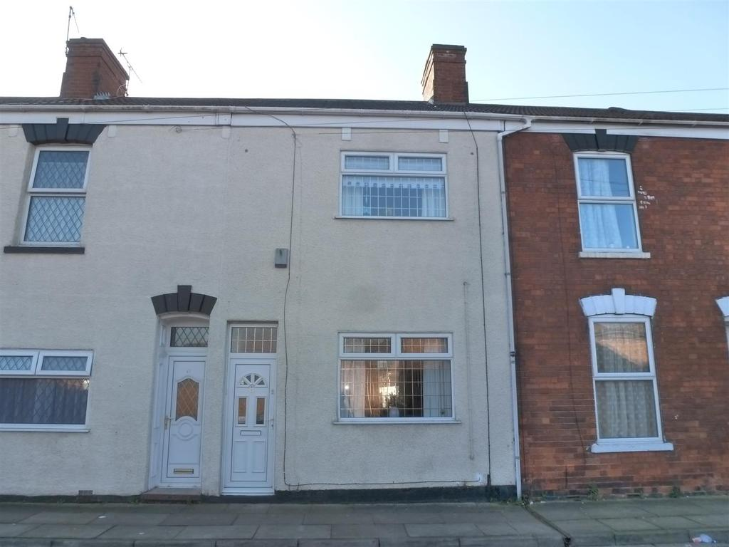 3 Bedrooms Terraced House for sale in Grafton Street, Grimsby