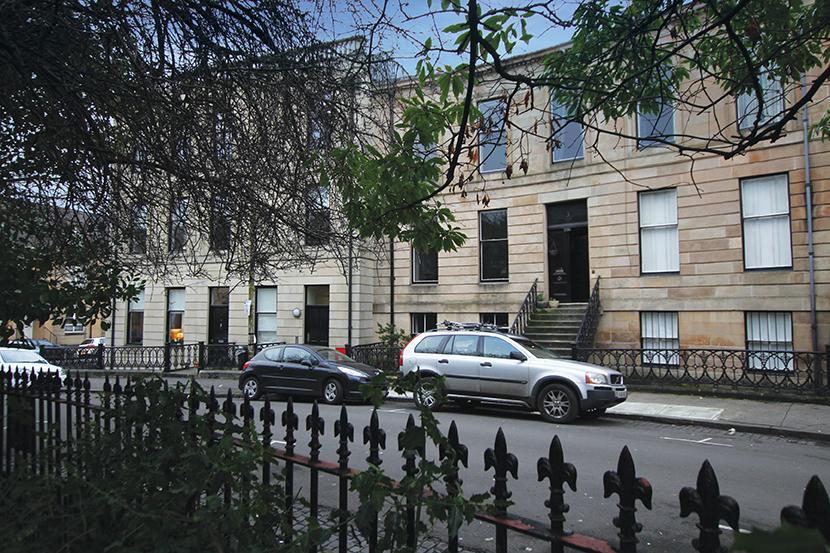 5 Bedrooms Town House for sale in 3 Belmont Crescent, Kelvinbridge, G12 8EU