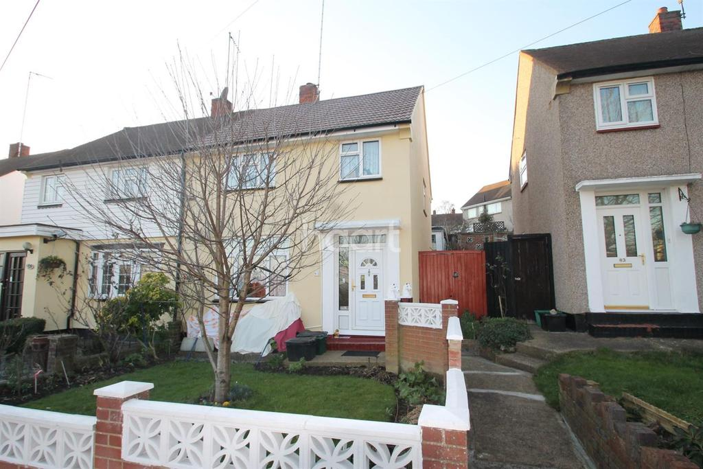 3 Bedrooms Semi Detached House for sale in Silverdale Road, Orpington