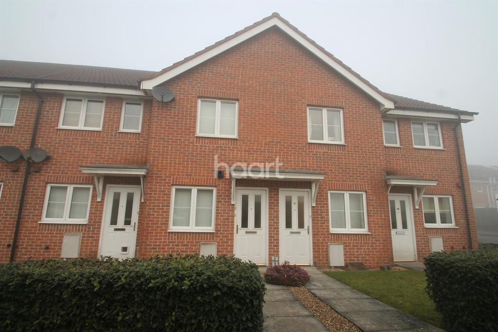 2 Bedrooms Flat for sale in Ainsdale Close, Fernwood