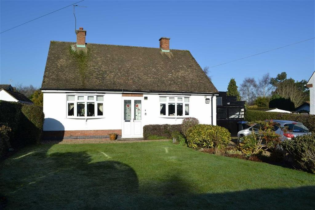 2 Bedrooms Detached Bungalow for sale in Desford