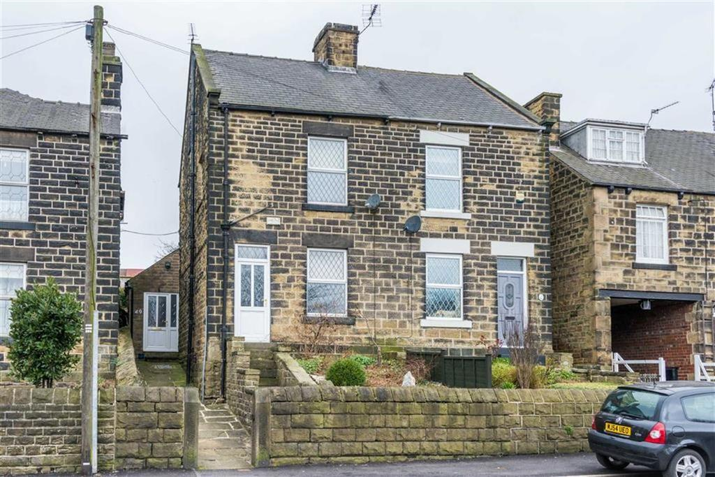 3 Bedrooms Semi Detached House for sale in Penistone Road, Grenoside, Sheffield, S35