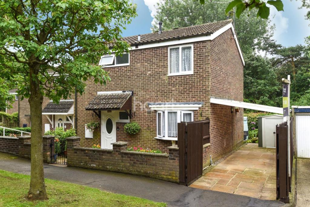 3 Bedrooms End Of Terrace House for sale in Anne Bartholomew Road, Thetford