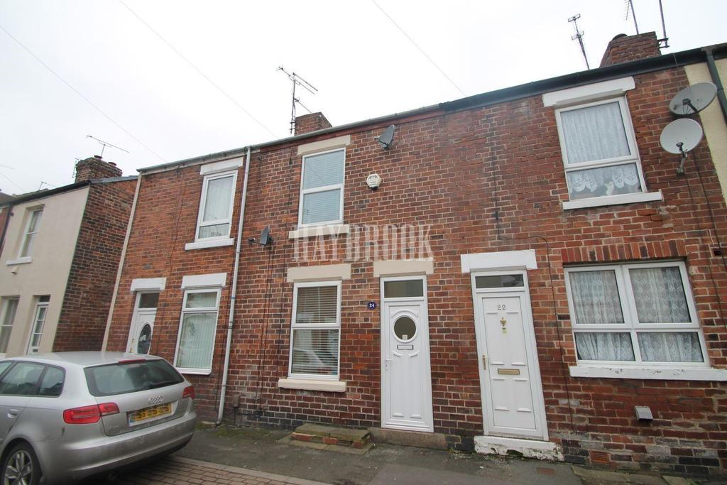 2 Bedrooms Terraced House for sale in Barker Street, Mexborough