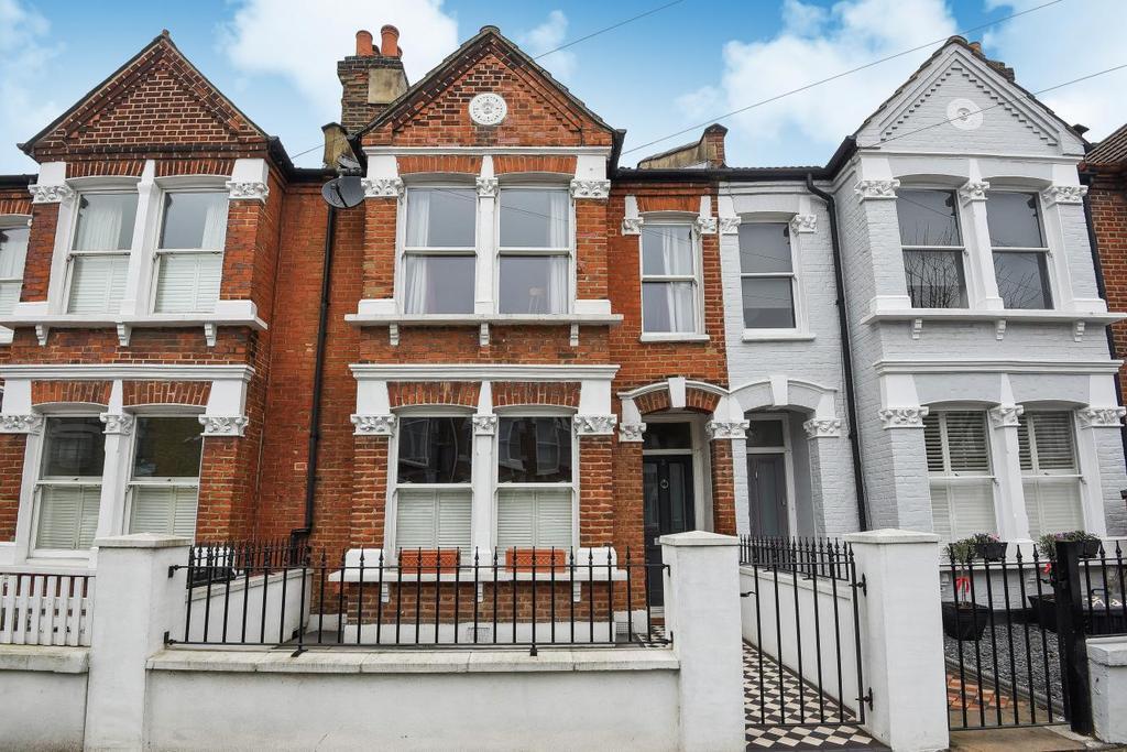 3 Bedrooms Terraced House for sale in Aldren Road, Earlsfield, SW17