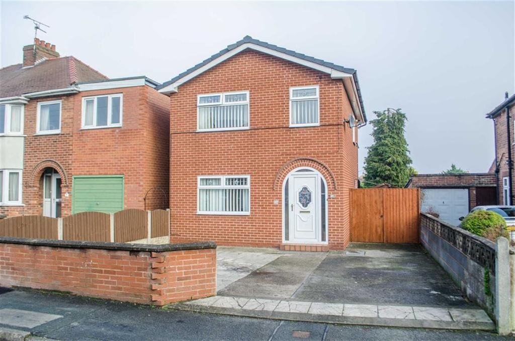 3 Bedrooms Detached House for sale in Earle's Crescent, Deeside, Flintshire, Deeside, Flintshire