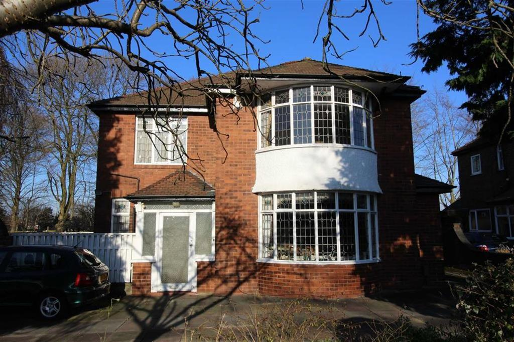 4 Bedrooms Detached House for sale in Wilbraham Road, Chorlton
