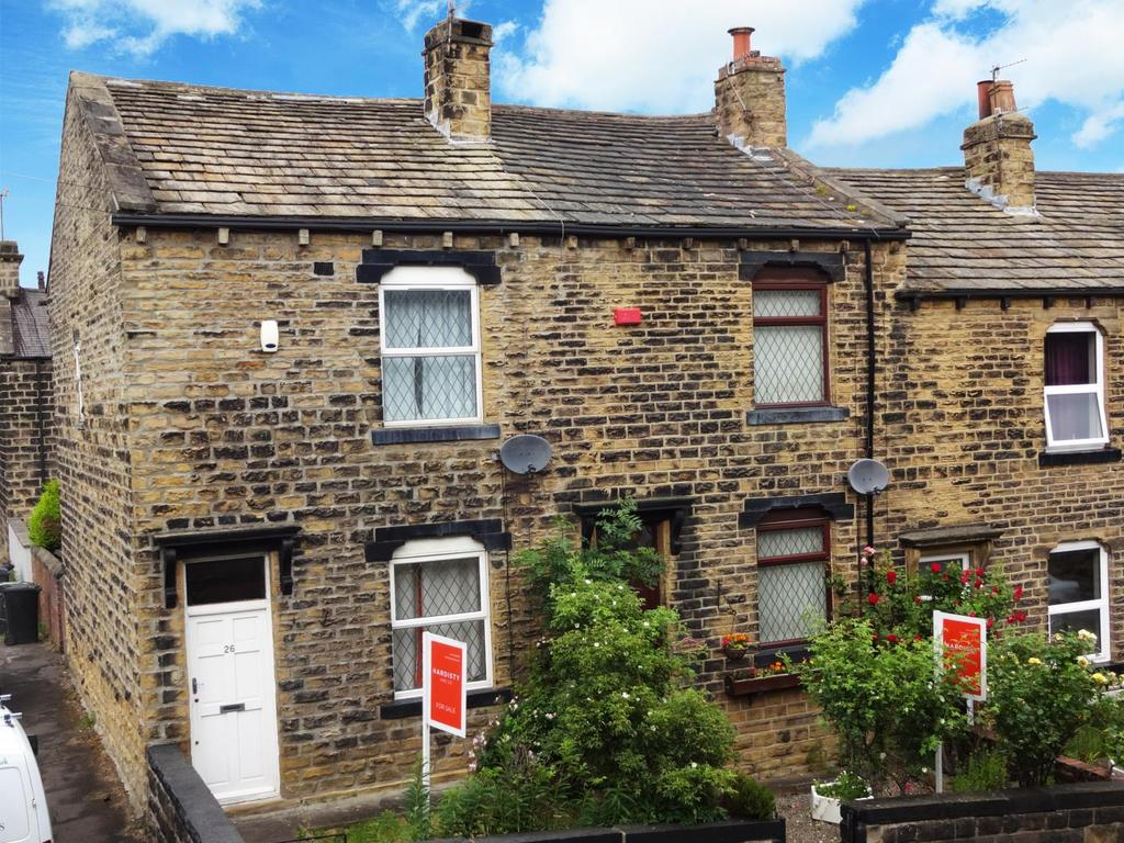 2 Bedrooms End Of Terrace House for sale in Kirkham Street, Rodley