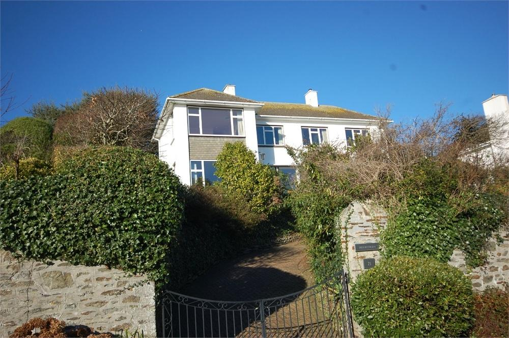 4 Bedrooms Detached House for sale in St Fimbarrus Road, FOWEY, Cornwall