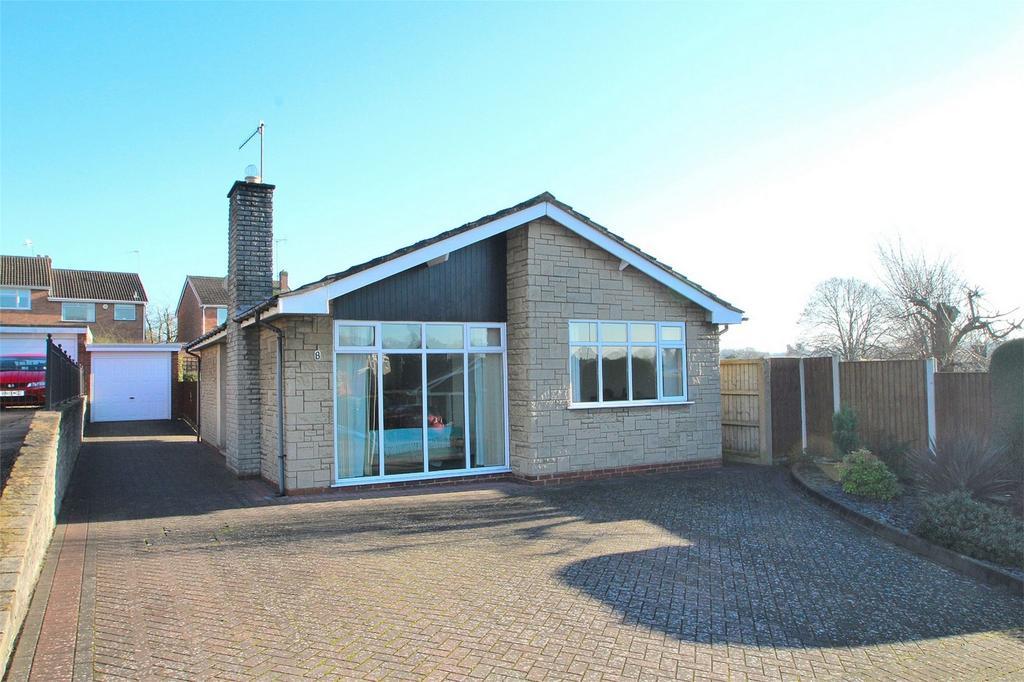 2 Bedrooms Detached Bungalow for sale in Sedgeberrow Road, Halesowen