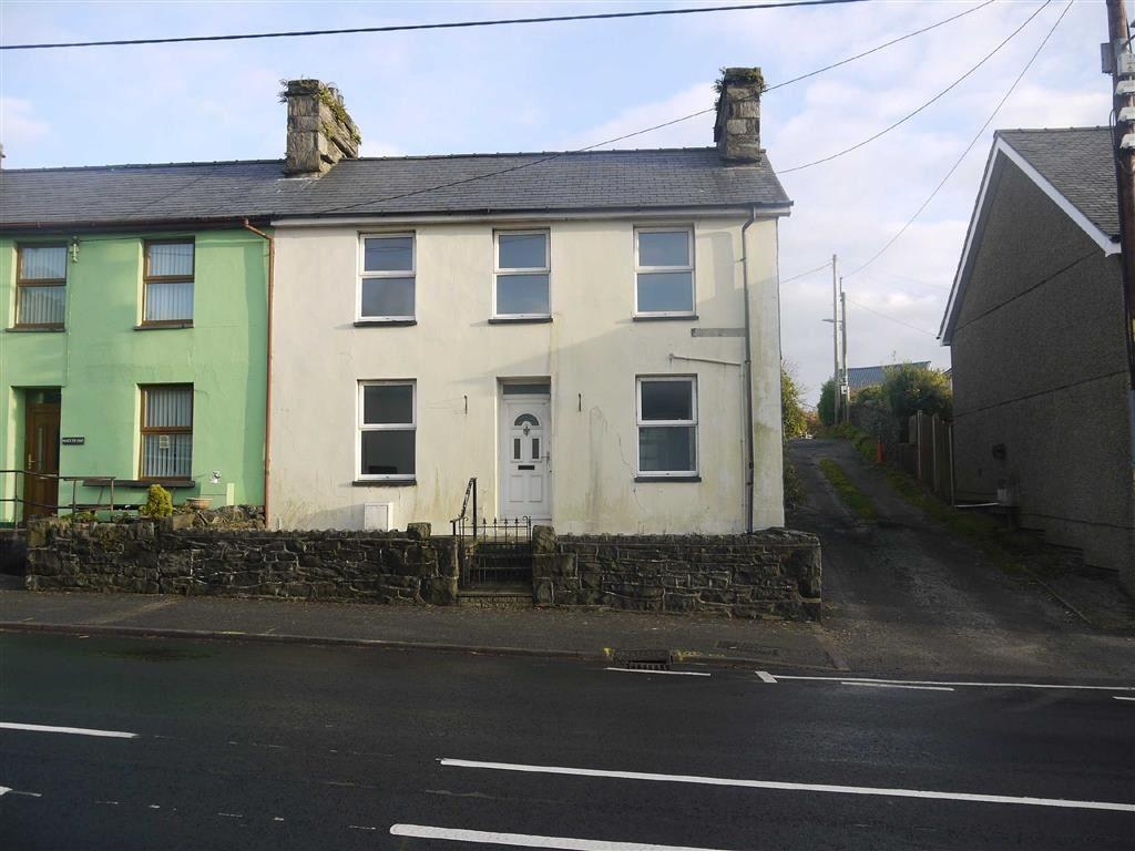 3 Bedrooms End Of Terrace House for sale in Griffin Terrace, Penrhyndeudraeth