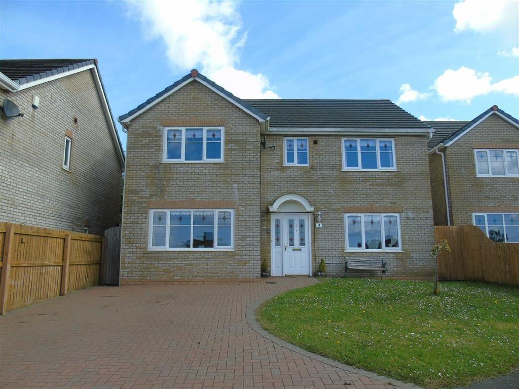 5 Bedrooms Detached House for sale in Clos Y Capel, Bryn, Llanelli
