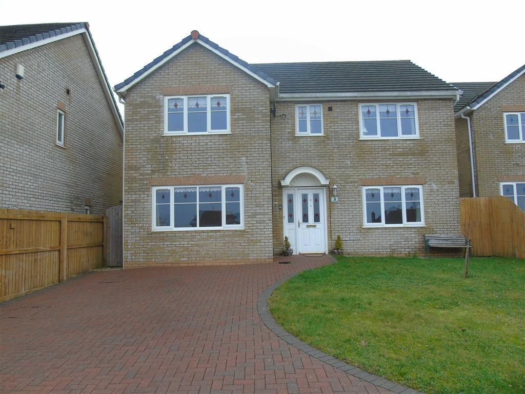 5 Bedrooms Detached House for sale in Clos Y Capel, Bryn, Llanelli