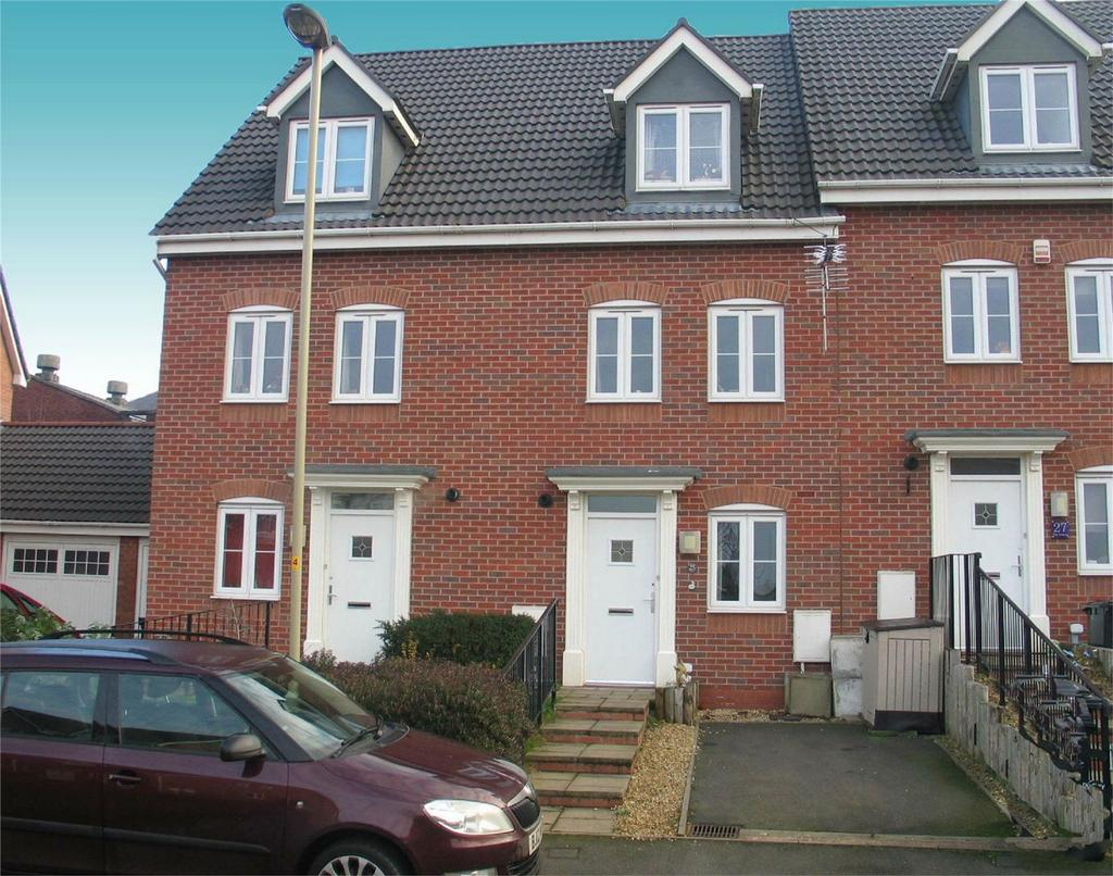 3 Bedrooms Terraced House for sale in The Breeze, BRIERLEY HILL, West Midlands
